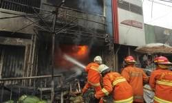 Petugas pemadam kebakaran (Ilustrasi).