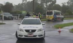 Polisi menemukan mayat yang dibungkus selimut di Dallas, di Melbourne Utara.