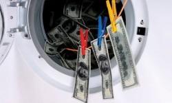 Praktik pencucian uang  (ilustrasi)