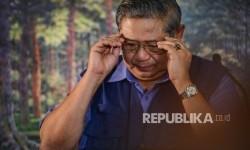 Former President Susilo Bambang Yudhoyono (SBY)