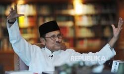 Presiden RI Ketiga BJ Habibie