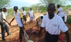 Program tebar kurban ACT di Somalia
