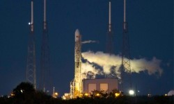 Rocket SpaceX.