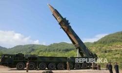 Rudal Korea Utara Hwasong-14