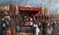 Salahuddin al-Ayubi atau Saladin (ilustrasi).