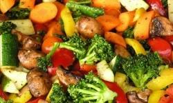 Sayuran untuk vegetarian