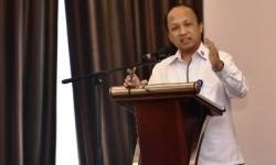 Sekretaris Jenderal Kementerian Desa, PDT dan Transmigrasi, Anwar Sanusi