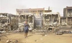 Serangan bom bunuh diri masih terus menerpa Nigeria.