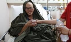 Setelah 47 hari hilang di pegunungan Himalaya, Liang Sheng Yueh pendaki asal Taiwan berhasil ditemukan. Pendaki berusia 21 tahun itu tersesat bersama kekasihnya hampir dua bulan lamanya.