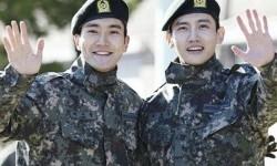 Siwon selesaikan wajib militer