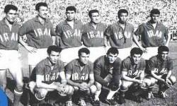Skuat Timnas Iran tahun 1968.