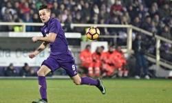 Striker Fiorentina, Nikola Kalinic.
