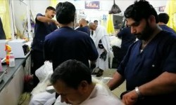 Kompleks <em>Barber Shop</em> Tersibuk di Dunia