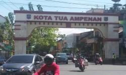 Kota Tua Ampenan di Mataram, Lombok, Nusa Tenggara Barat, diarahkan untuk membidik turis dari Timur Tengah.