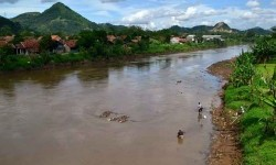 Citarum river has the potential to cause flash flood. It might cause disaster as worse as happened in Garut.