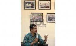 Komisioner Komisi Pemilihan Umum  Ferry Kurnia Rizkiyansyah