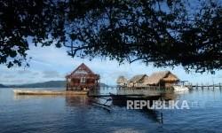 Taman Nasional Raja Ampat di Papua Barat