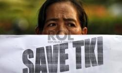 Tenaga kerja Indonesia (TKI).    (ilustrasi)