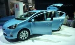 Toyota Hybrid Prius C