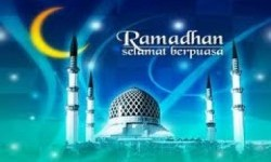 Ucapan selamat berpuasa Ramadhan