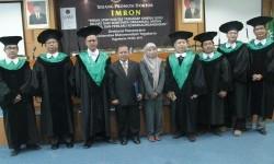 Ujian  Promosi Doktor Psikologi Pendidikan  Islam Program Pasca Sarjana UMY.