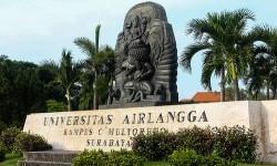 Universitas Airlangga (Unair) Surabaya.