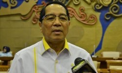 Wakil Ketua Baleg Firman Soebagyo.