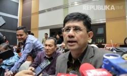 Wakil Ketua Komisi Pemberantasan Korupsi (KPK) Laode Muhammad Syarif