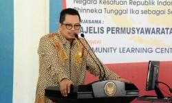 Wakil Ketua MPR RI Mahyudin.