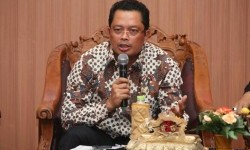 Deputy Chairman of People's Consultative Assembly Mahyudin