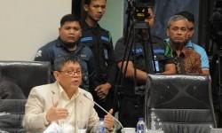 Wakil Ketua Pansus  Angket KPK T. Taufiqulhadi.