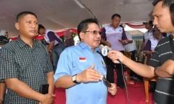 Wali Kota Gorontalo, Marten Taha.