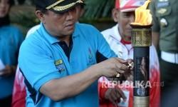 Wali Kota Cirebon Nasrudin Azis