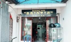 Warung Rawon Brintik, Malang, Jawa Timur.
