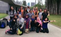 Women In News and Sport (WINS) Program in Jakarta, Indonesia.