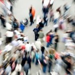 Populasi Dunia (ilustrasi)