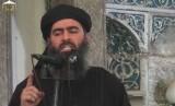 Leader of ISIS, Abu Bakar al Baghdadi (file)