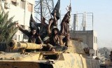 Anggota ISIS (ilustrasi)