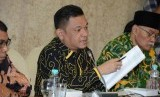 Chairman of Golkar Party Executive Board on Media and Opinion Development, Ace Hasan Syadzily