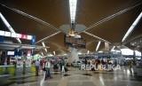 Bandara Kuala Lumpur, Malaysia. (ilustrasi)