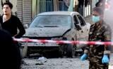 Bom bunuh diri terjadi di Kabul, Afganistan, ilustrasi