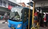 Bus TransJogja.