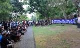 Demo dukung  revitalisasi Teluk Benoa, Bali