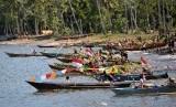 Destinasi wisata Raja Ampat di Papua.