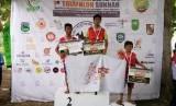 DFS juara II 1st Triathlon Sunnah Danrem 031 Wirabima Cup 2018.