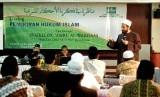 Dialog tentang pemikiran hukum Islam di Jakarta.