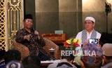 Diisi tausiyah Guru Besar UII Mahfud MD dan Rektor UII Nandang Sutrisno, shalat Subuh berjamaah jadi pembuka rangkaian milad ke-75 UII.