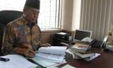 Direktur Bina Haji Ditjen Penyelenggaraan Haji dan Umrah Khoirizi H Dasir.