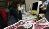 Edisi Charlie Hebdo yang memicu kemarahan umat Muslim sedunia.