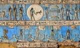 Egyptian Blue. Ilustrasi